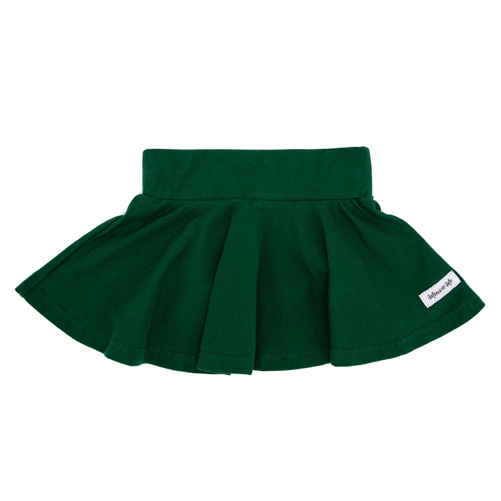 Evergreen Twirl Skirts