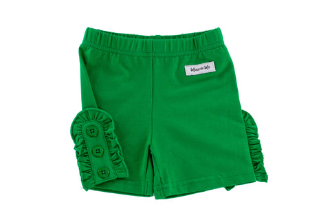 Bettie Buttons shorties in Green