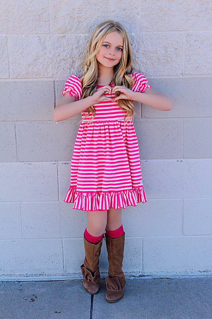 Sweetheart Quinn Pocket Dress
