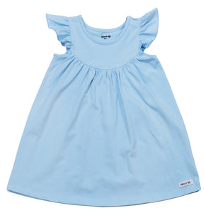 Light Blue Pretty Pearl Dress