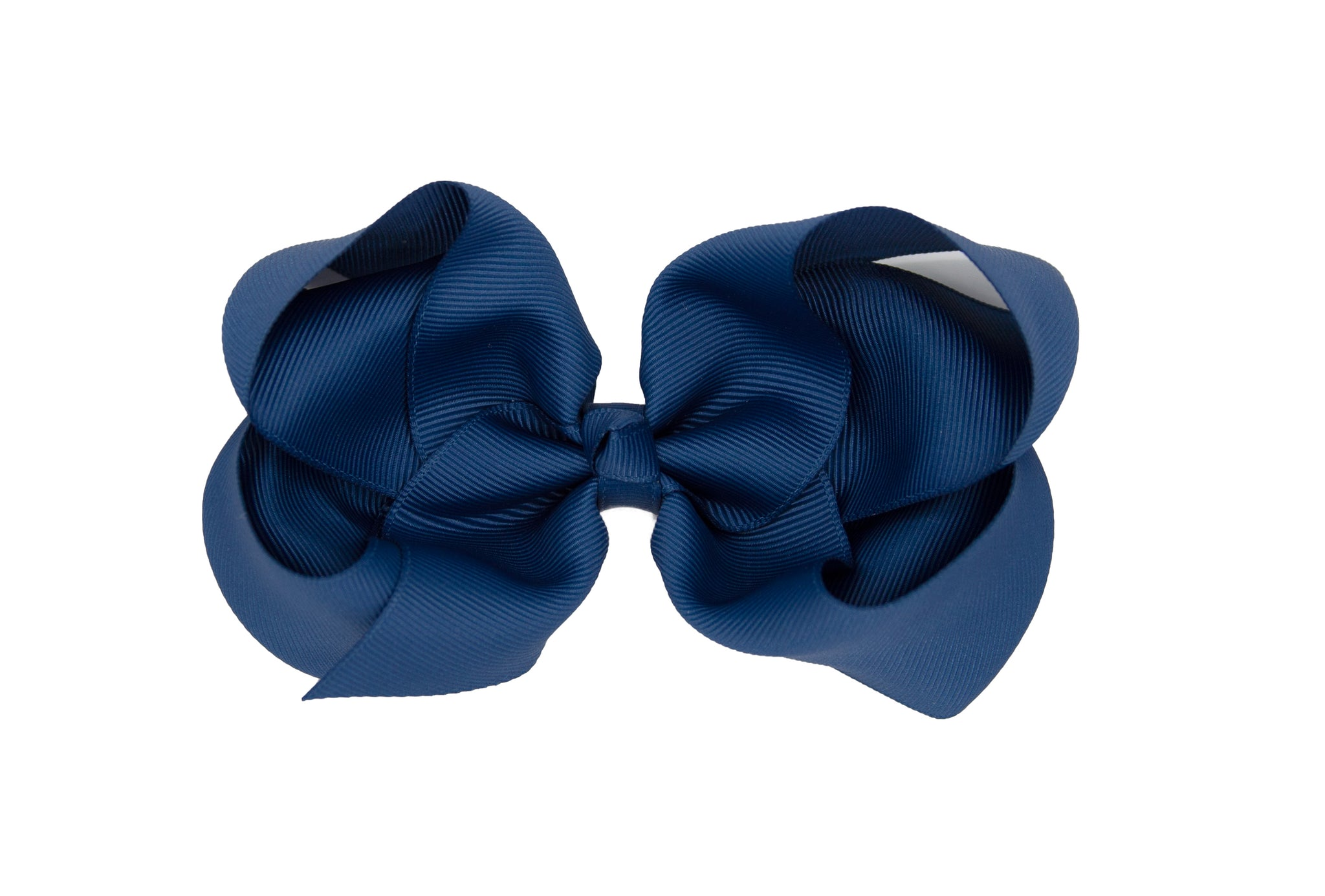 Grosgrain Ribbon bows in colors made to match boutique clothing.
