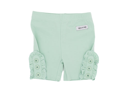 MINT BETTIE BUTTONS SHORTIES