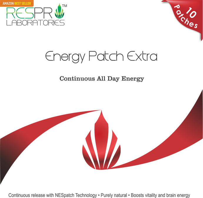 Energy Patch Extra Respro Labs