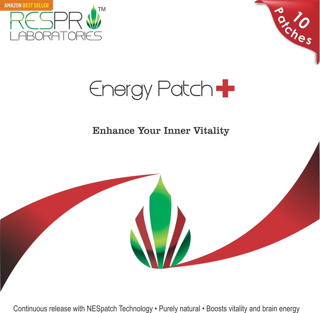Energy Patch Plus Respro Labs