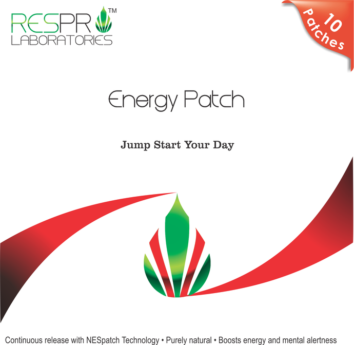 Energy Patch Respro Labs