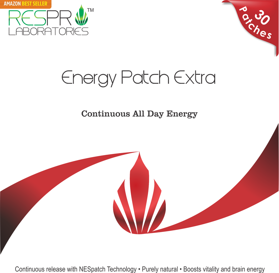 Respro Labs Energy Patch Weight Loss Patch