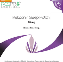 Best Melatonin Patch Sleep Patch Respro Labs