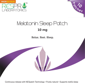 Melatonin Patch Sleep Patch Respro Labs