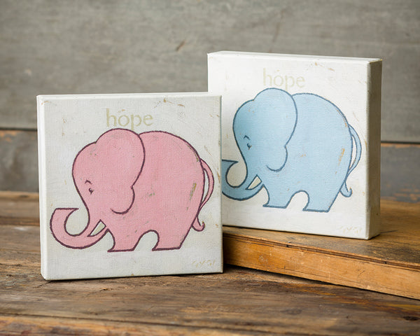 Hope Elephant Art