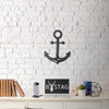 Bystag Metal Decorative Wall art anchor-wall art-metal wall art-metal decor-housewarming gift- christmas gift-wall decor-wall hangigns