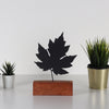 Bystag metal wood decorative table ornament Maple