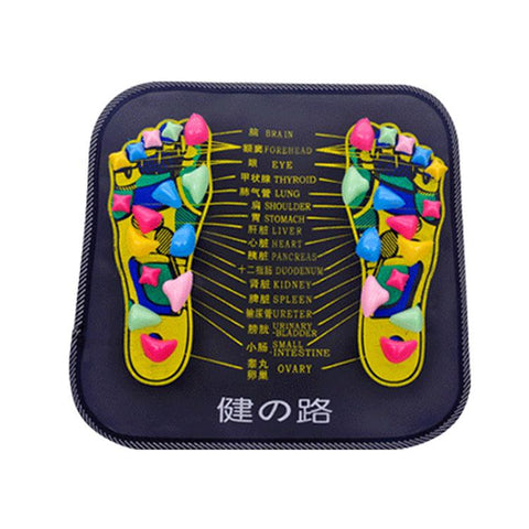 Reflexology Walk Stone Foot  Massager - Razvanti.com