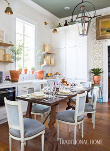 How to Incorporate the European Farmhouse look into your Home!