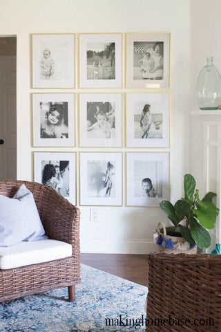 Tips For Creating Great Gallery Walls Uncommon Market Dallas