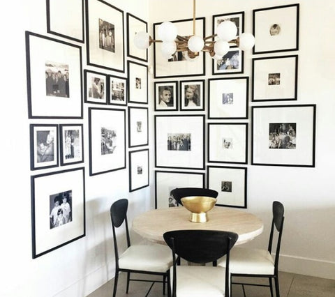 Tips for Creating Great Gallery Walls! – Uncommon Market Dallas