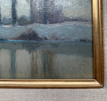 A Jacob Framed Oil Painting - Landscape