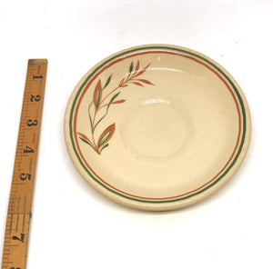 Vintage Leaf Dishes - You Pick