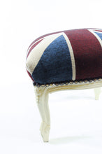 Foot Stool, Union Jack Footstool