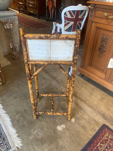 Back of Bamboo Umbrella Stand with Tile