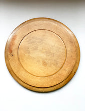 European Bread Board with Decorative Edge