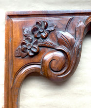 Floral Furniture Fragment