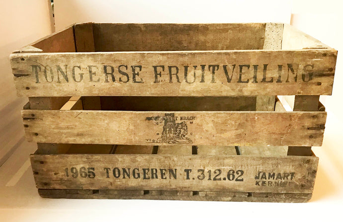 Wooden Fruit Crates