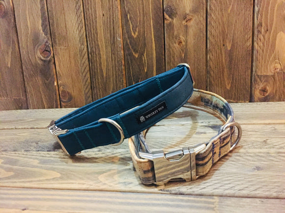 CORK PET COLLECTION - COLLARS AND LEASHES