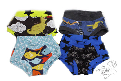 Kids Scrundies - Size 12 Months - Ready to Ship