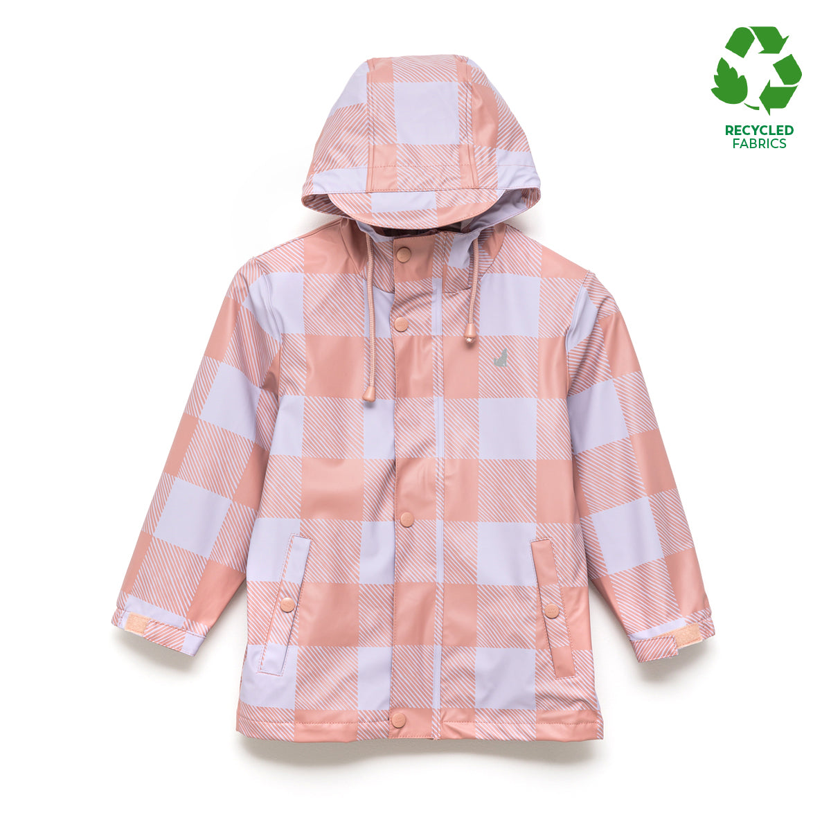 Play Jacket Lilac Plaid