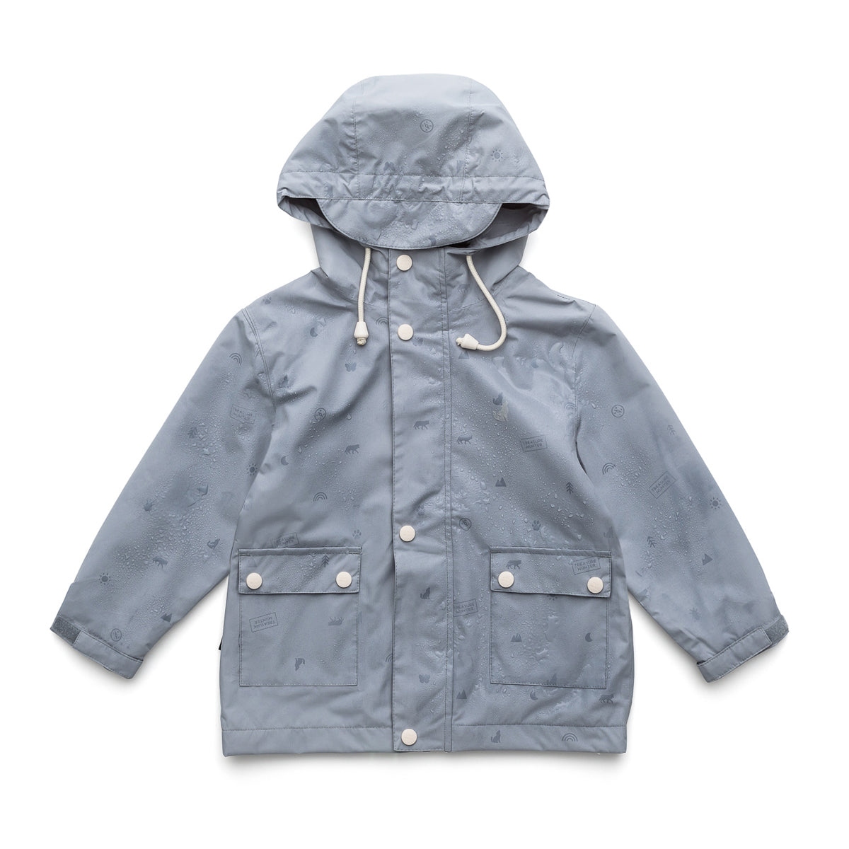 MAGIC JACKET Hunter Blue 1-10yrs