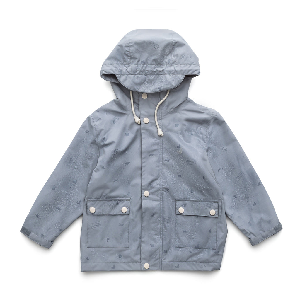 MAGIC JACKET Hunter Blue 11-14yrs