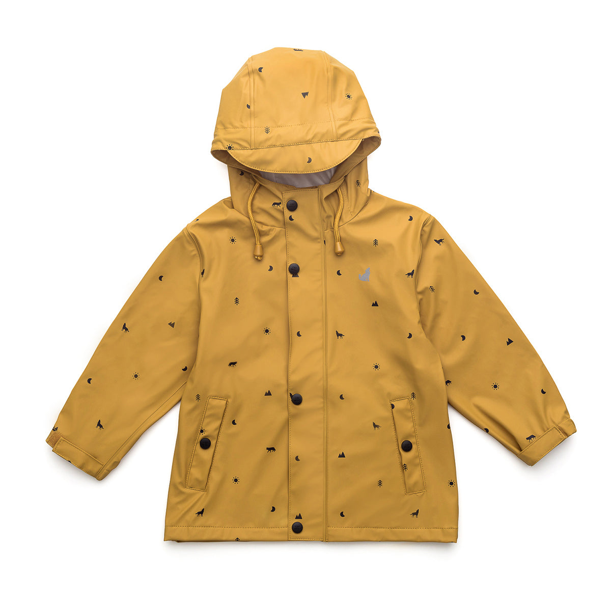 Play Jacket Mustard - size 9-10yrs only