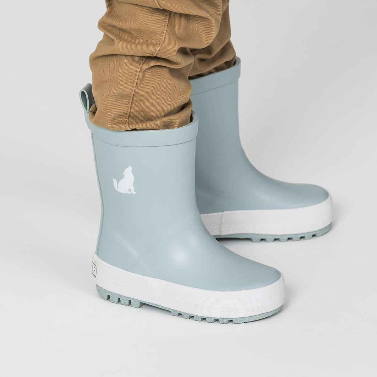 Rainboots Ice
