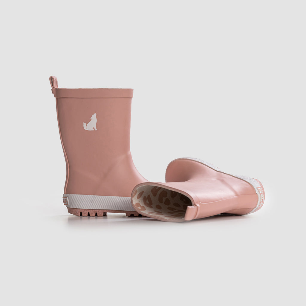 Rainboots Rose