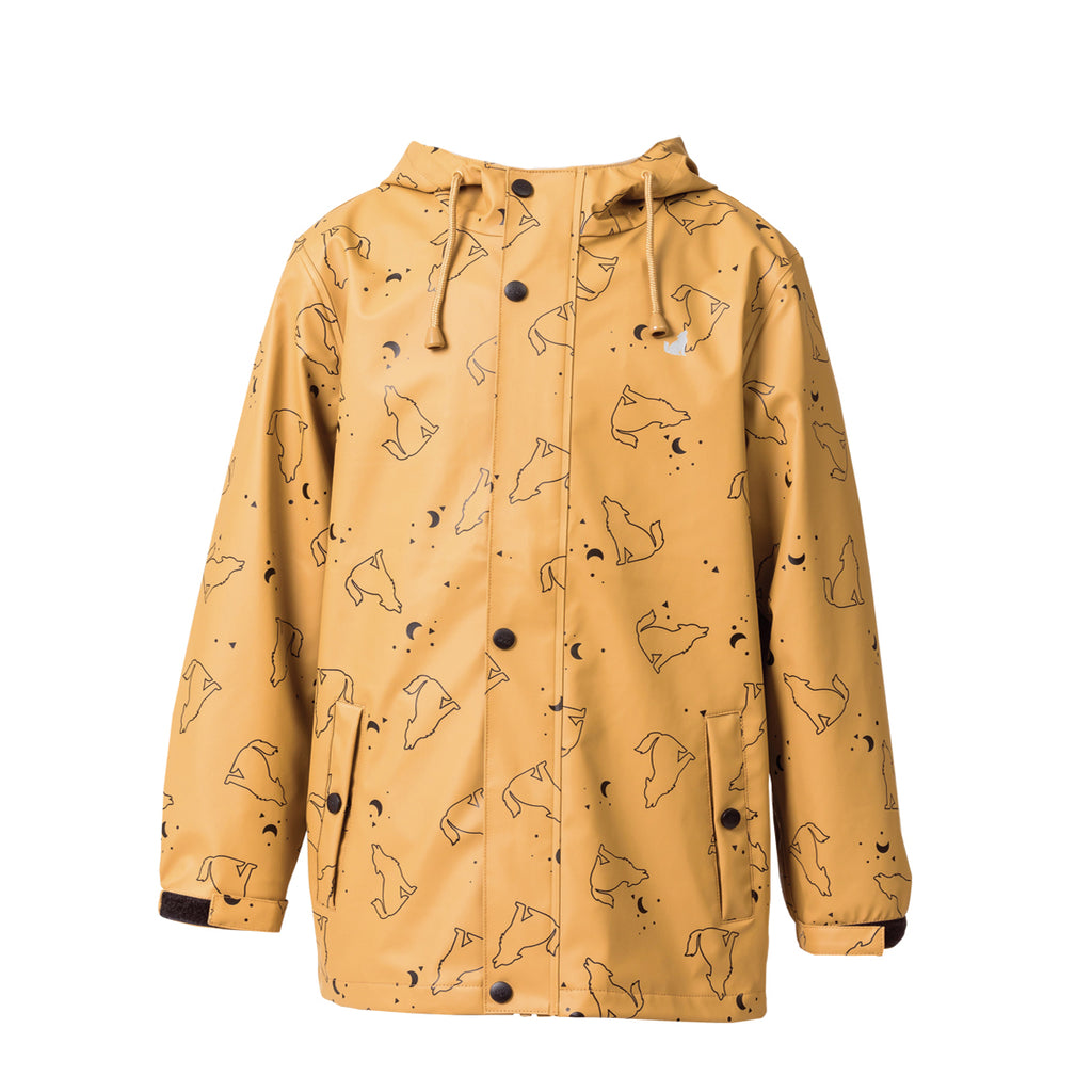 Play Jacket Wolf Print - sizes 11-12yrs, 13-14yrs only