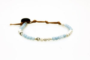 Lotus and Luna Healing Bracelets 4MM - Paddles Up Paddleboards