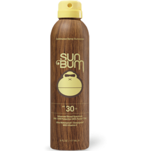 Sun Bum Premium Moisturizing Sunscreen 6 oz Spray - Paddles Up Paddleboards