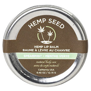 Hemp Seed Lip Balm Tin - Paddles Up Paddleboards