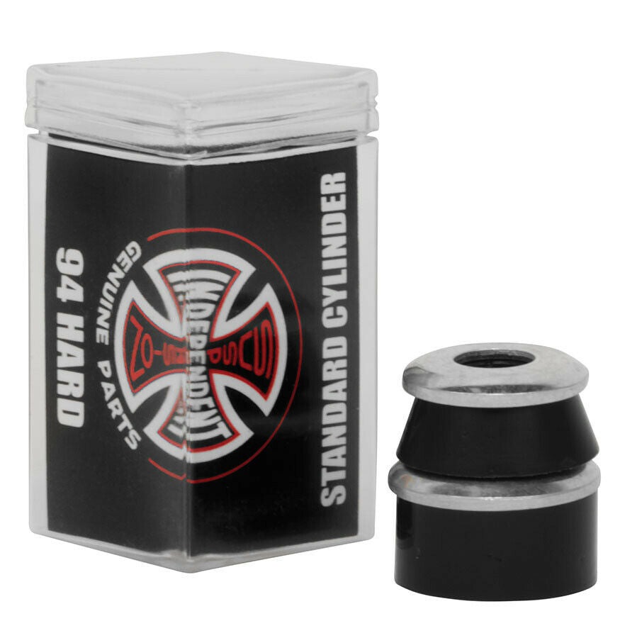 Independent Truck Bushings Standard Cylinder Cushions Hard 94a-Black - Paddles Up Paddleboards