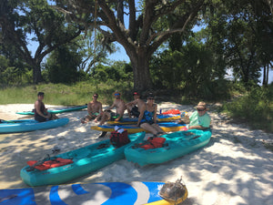 Weekly Deer Island Paddle - Paddles Up Paddleboards