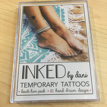 Inked by Dani Temporary Tattoos - Paddles Up Paddleboards