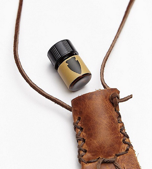 RootFoot Necklace with Essential oil - Paddles Up Paddleboards