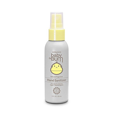 Sun Bum Baby Bum Hand 2FL OZ Sanitizer - Paddles Up Paddleboards