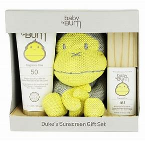 Baby Bum Duke's Sunscreen Gift  Set - Paddles Up Paddleboards
