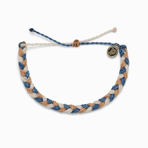 Pura Vida Braided Happy Trails Bracelet