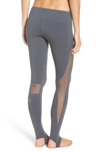 Alo Yoga Coast Legging-Slate - Paddles Up Paddleboards
