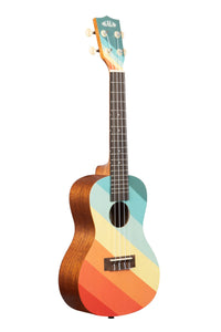 Kala Far Out Surfboard Concert Ukulele