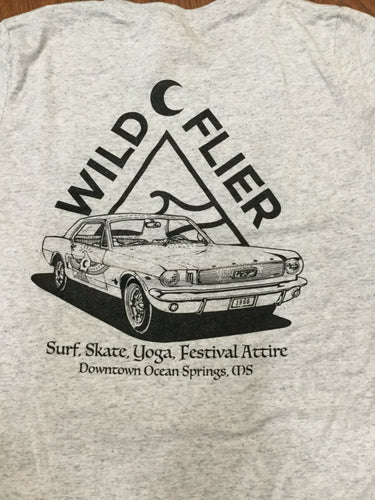 Wild Flier Cruising T-Shirt - Paddles Up Paddleboards