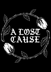 A Lost Cause Ladies Tee- Rouge BF
