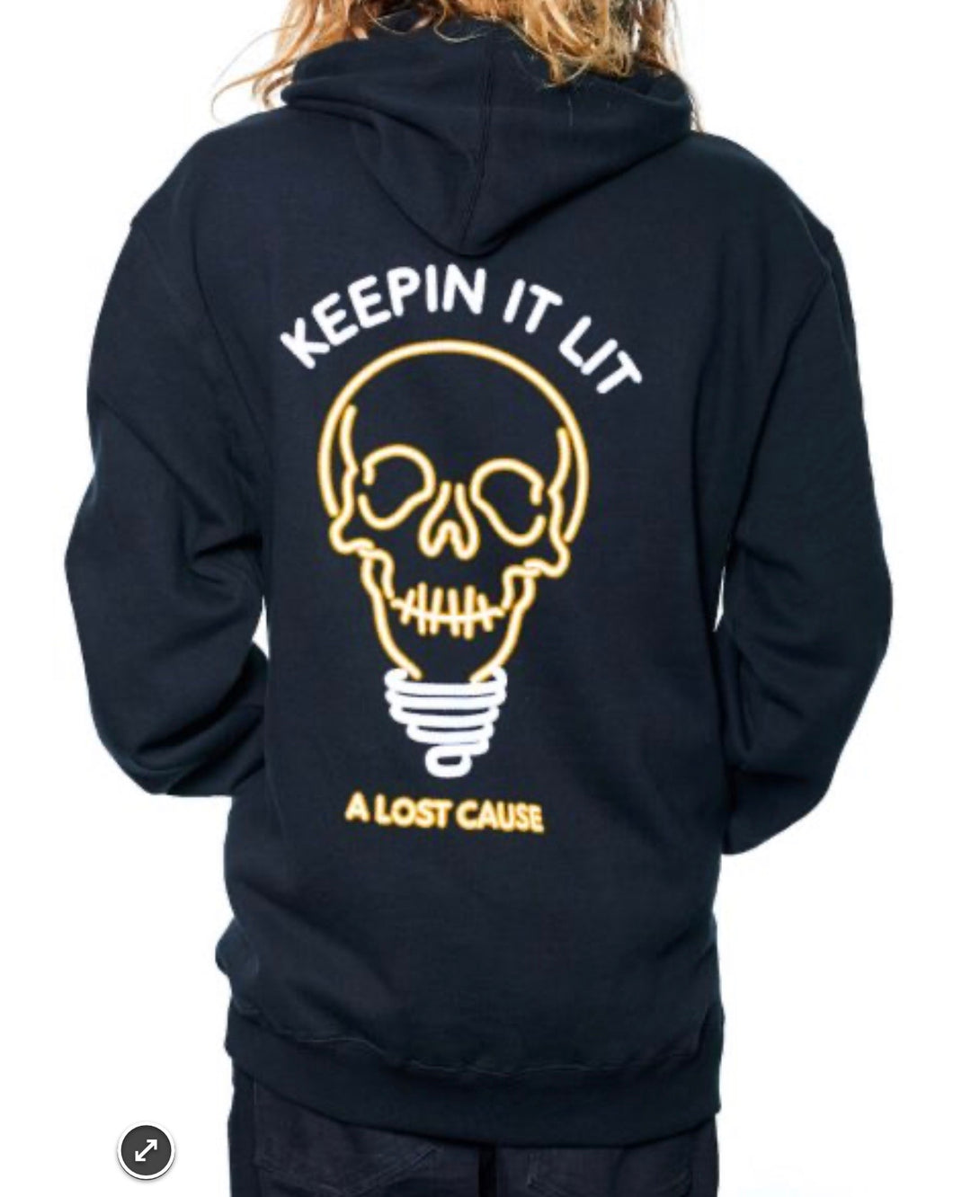 A Lost Cause Lit V2 Hoodie